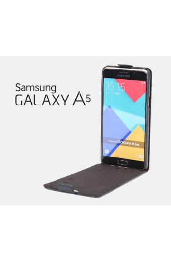 Un des étuis anti-onde Kokoon Protect pour smartphone : son étui Samsung a5 2016